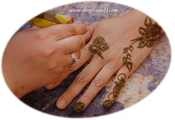 henna artistry